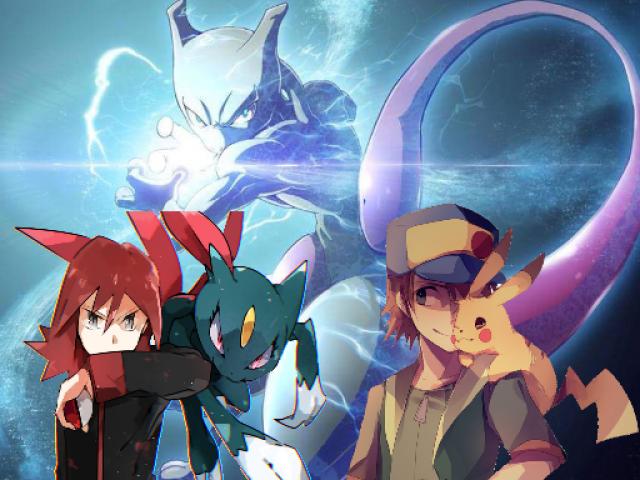 Qual seria seu Pokémon inicial da região de Kanto?