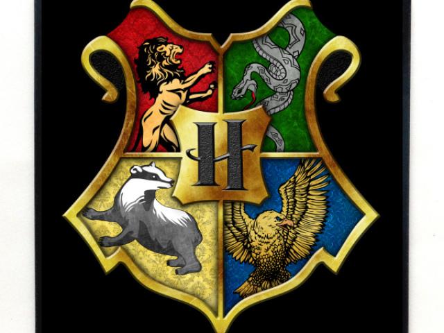 De qual casa de Hogwarts você seria/é?