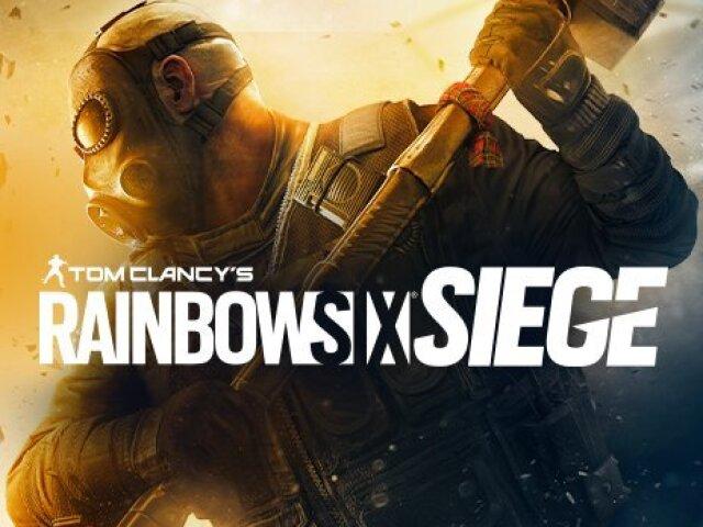 Você conhece Rainbow Six Siege (versão difícil)