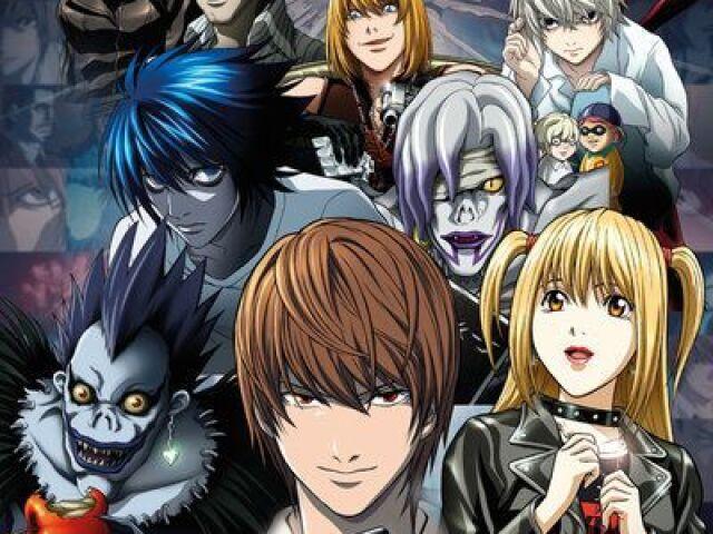 Quem você seria em Death Note?✨