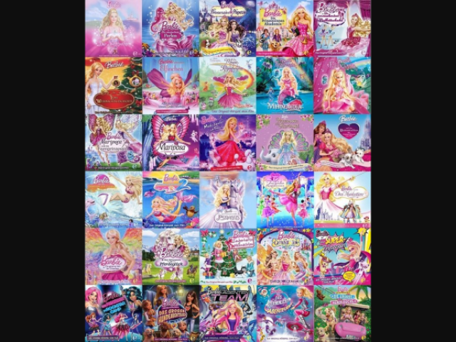 Qual filme da Barbie mais combina com você?