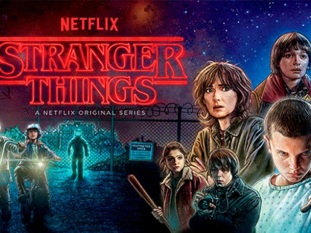 Você realmente conhece a série Stranger Things?