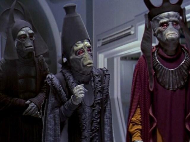 Tu sabes o nome dos personagens de Star Wars: A Ameaça Fantasma?