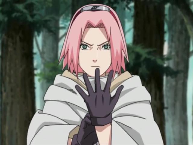 Quiz - Sakura Haruno