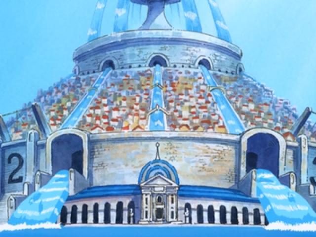 One Piece Quiz: Saga Water 7