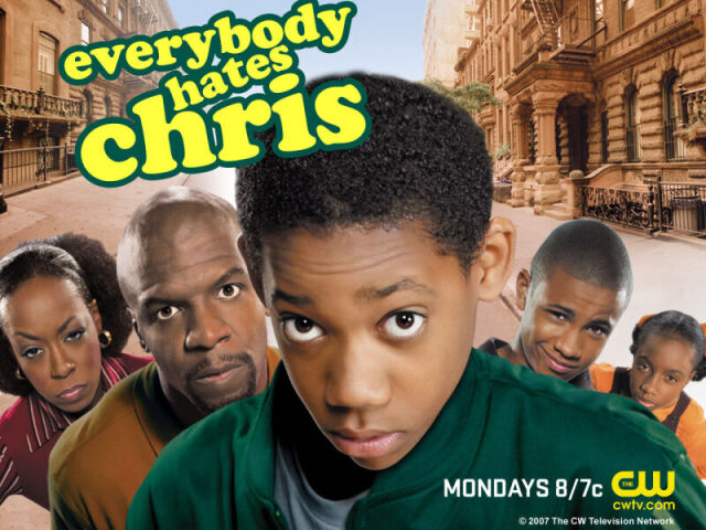 """Você conhece """"Todo mundo odeia o Chris""""?"""