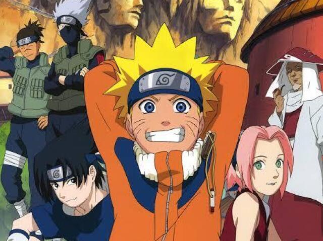 ✨Será que você conhece todos os personagens de Naruto e Boruto✨