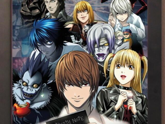 Provão Death Note 20 questões