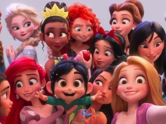🏰Qual princesa da Disney você seria?🏰
