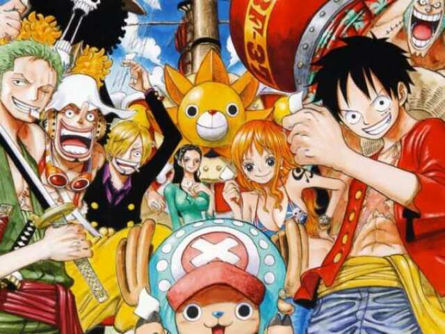 Quem você seria em One Piece?