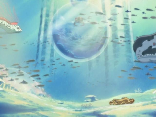 One Piece: Saga Ilha dos Tritões