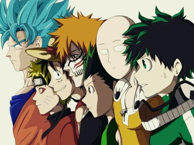 Qual personagem de Anime combina mais com você?