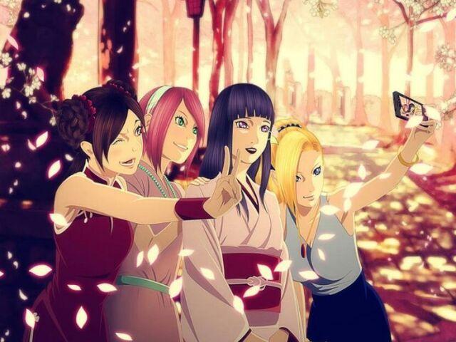 Adivinhe a Kunoichi de Naruto/Boruto!#3🍦
