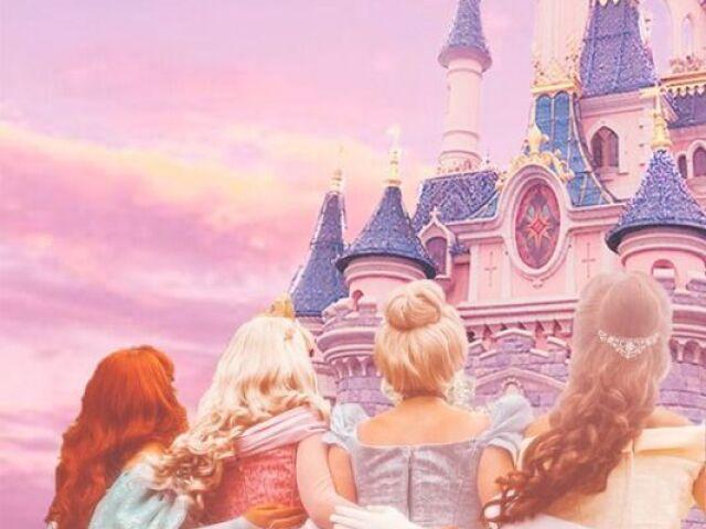 Qual princesa da Disney você mais se parece?