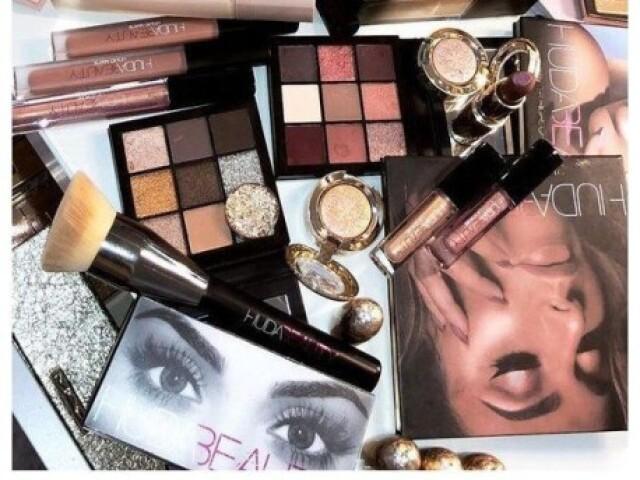 Monte seu kit de maquiagem!