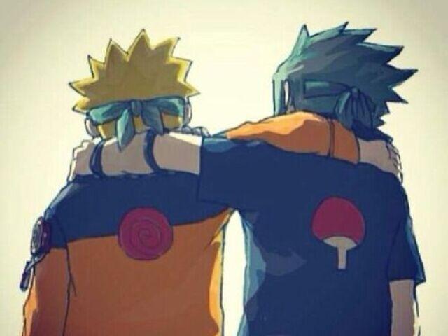 Você é mais Sasuke ou Naruto?🔥🍥