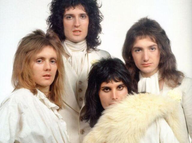 Quem na banda Queen você mais se parece?
