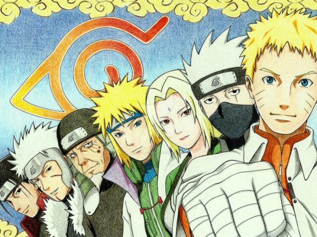 ~✨Qual Hokage você seria? {Naruto}✨~
