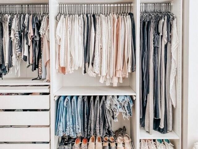 Monte seu guarda roupa ✨