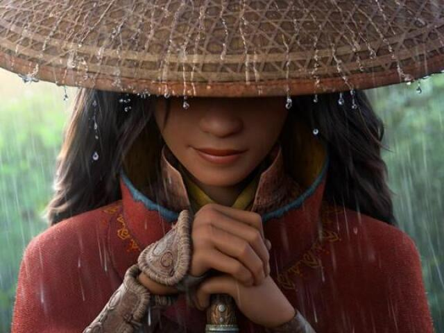 Tu sabes o nome dos personagens de Raya e o Último Dragão?