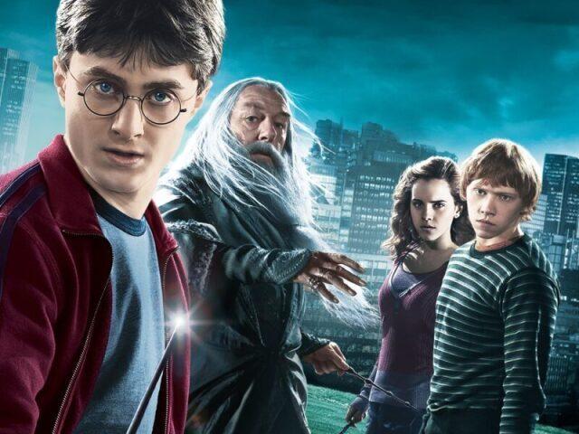 Quem do universo Potter você seria (masculino)?