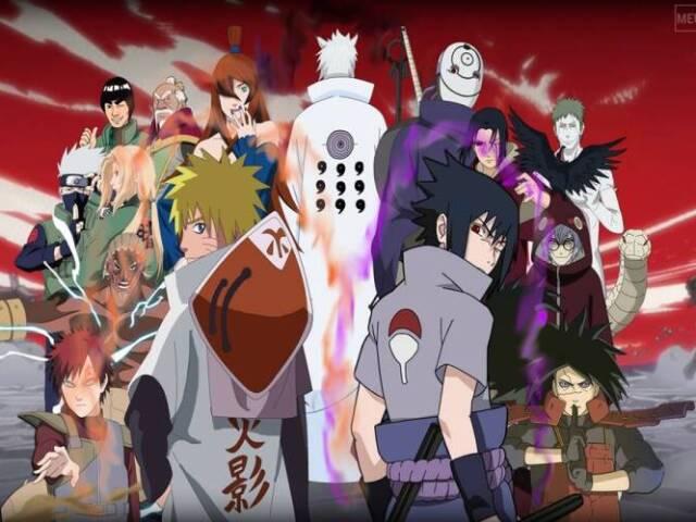Você conhece mesmo o anime Naruto?