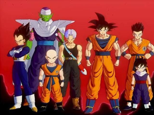 Você conhece tudo sobre Dragon Ball Z?