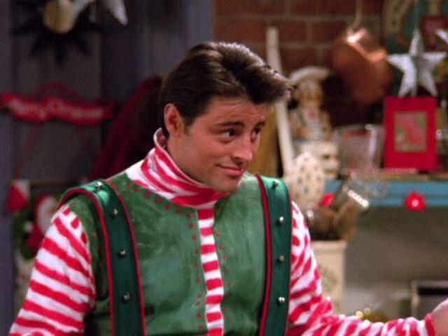 Você é realmente fã de Joey Tribbiani?