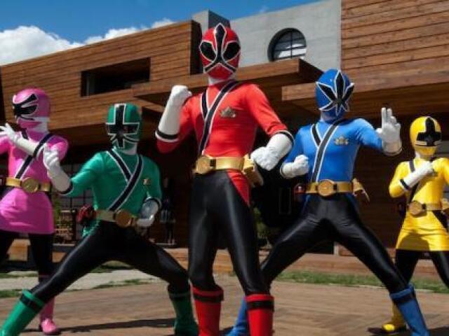 Você realmente conhece Power Rangers Samurai?