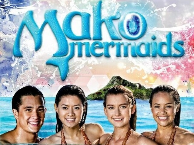 Você conhece a série Mako Mermaids?