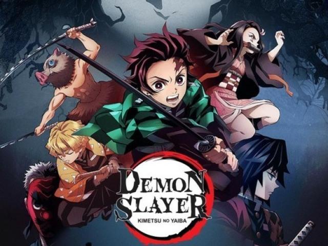 Quem você seria em Kimetsu no yaiba (Demon Slayer)
