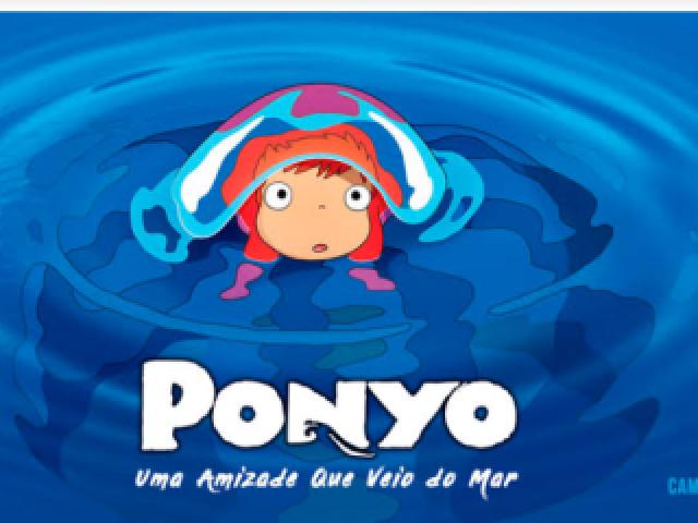 Ponyo: Qual é o nome desse personagem?