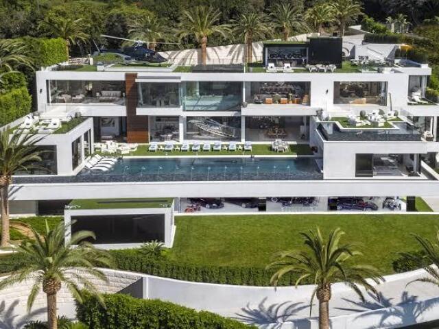 Sua casa dos sonhos