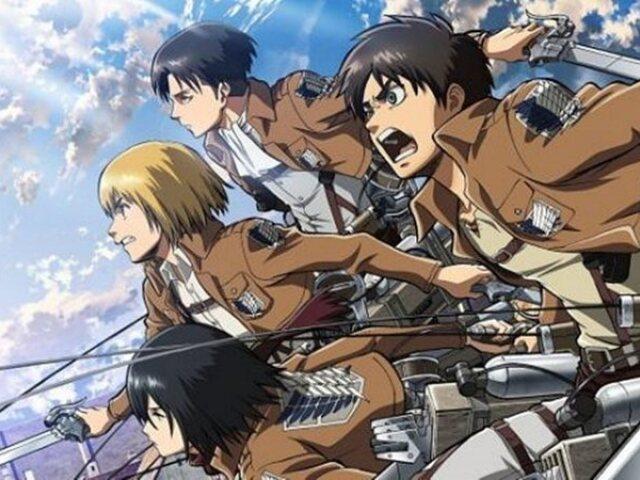 🍁 Quem você seria do trio principal de Shingeki No Kyojin? 🍁
