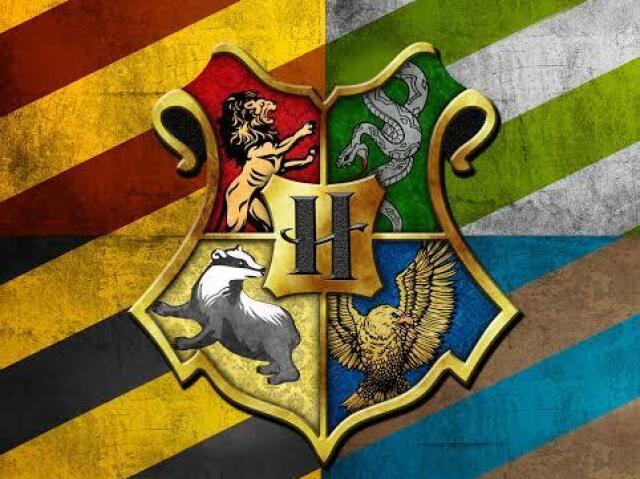 Que casa de hogwarts você iria