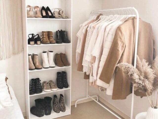 Escolha suas roupas