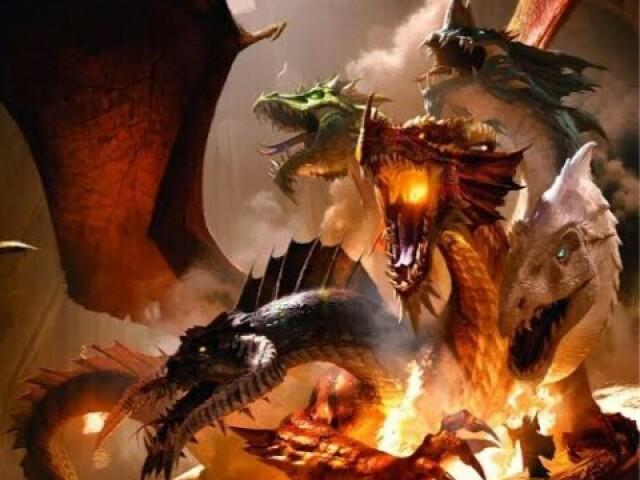 Qual tipo de dragão Cromático você seria?