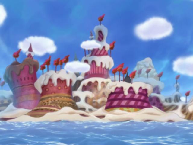One Piece: Saga Yonkou- Parte 2 (Whole Cake e Reverie)