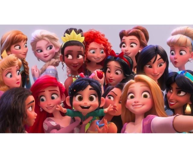 Você conhece as princesas da Disney?