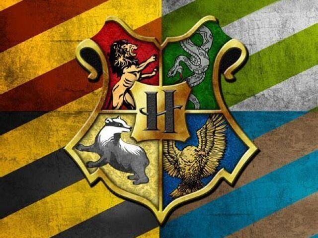Qual sua casa em Hogwarts?!