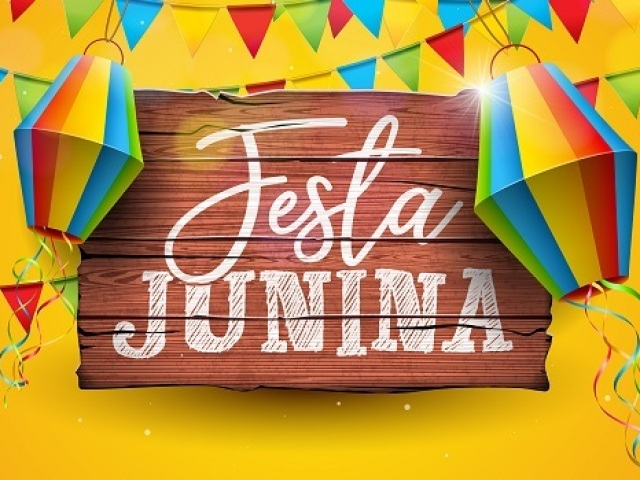 Crie sua festa Junina e seu look de festa Junina
