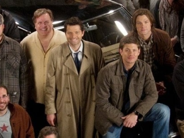 Quem você seria em Sobrenatural?