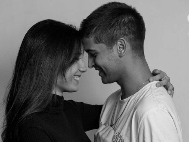 Monte sua sessão de fotos com o namorado