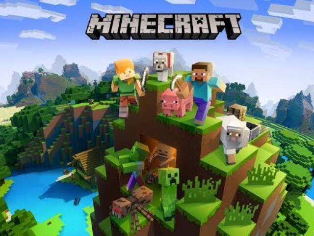Minecraft mega quiz