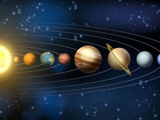 Sistema solar: PLANETAS