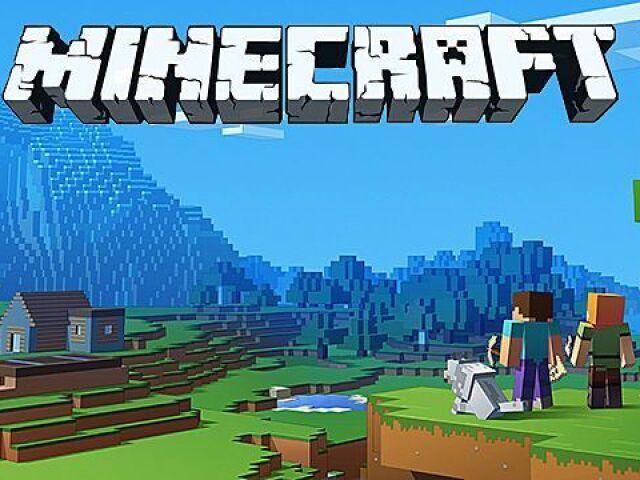 Tu conheces Minecraft?
