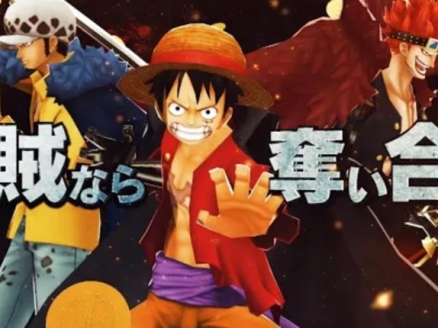 O quanto você sabe sobre One Piece Bounty Rush?