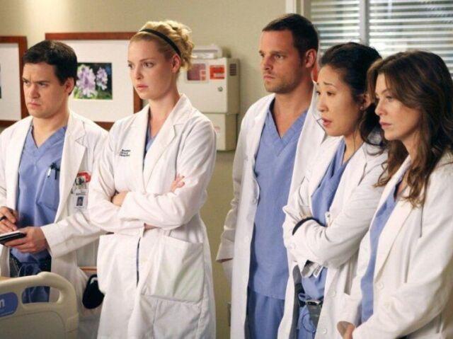 Super quiz de Grey's Anatomy