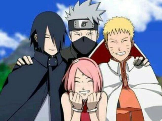 Você conhece Naruto?