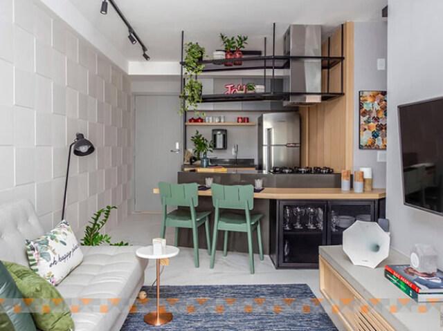 Crie seu apartamento! 💐